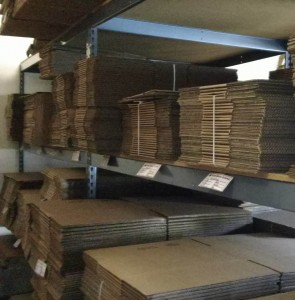 Large & Small Boxes for Sale