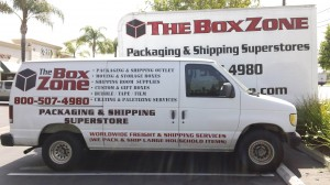 The Box Zone Shipping Store